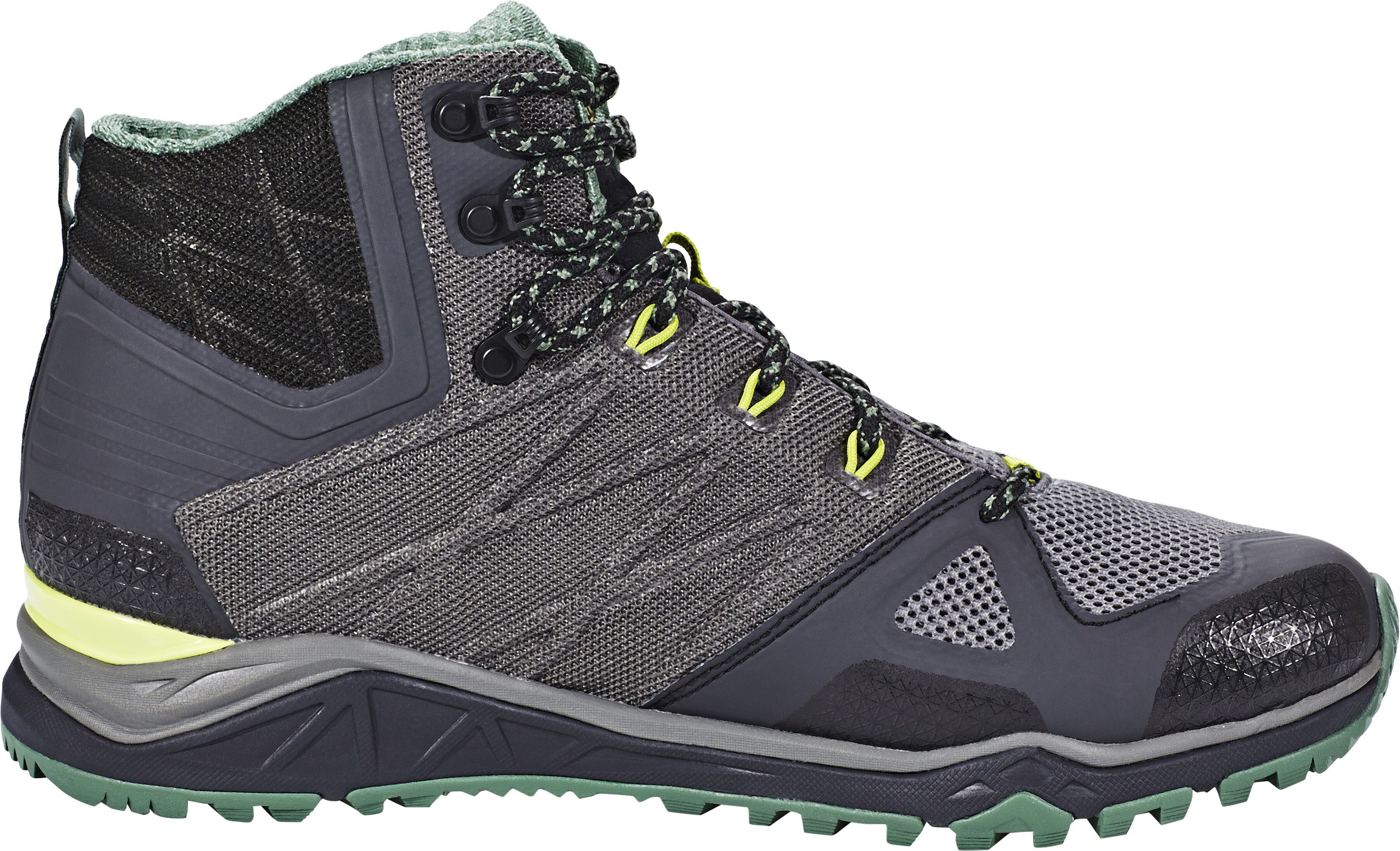 bf884cd891d The North Face Ultra Fastpack II Mid GTX - Chaussures Homme - gris ...